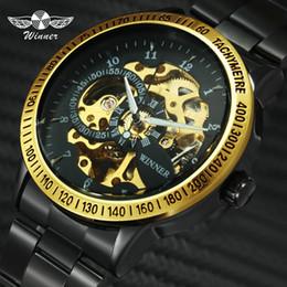 $enCountryForm.capitalKeyWord Australia - en's Watches Mechanical Wristwatches 2019 New Winner Luxury Sport Clock Men Automatic Watch Skeleton Military Mechanical Watch Relogio Mo...