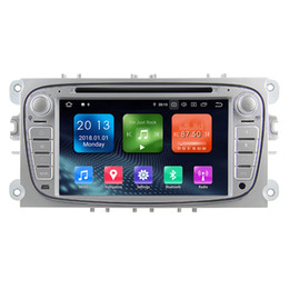 Ford Focus Player UK - Zhuohan 7 Inch HD Android Car DVD Player for FORD Focus MONDEO S-MAX with Bluetooth GPS(AD-L7009)