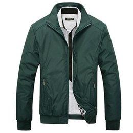 $enCountryForm.capitalKeyWord Australia - Men Autumn Winter Casual Slim Long Seeve Collar Jackets Tops Coat Warm Outerwear Size With High Quality