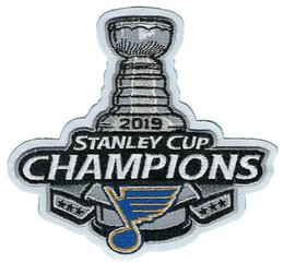 soccer scarfs 2019 - St. Louis Blues 2019 Stanley Cup Champions Patch All 2015 2016 2017 2018 2019 Stanley Cup Finals Patches discount soccer