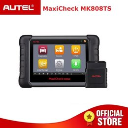 $enCountryForm.capitalKeyWord Australia - Autel MaxiCheck MK808TS OBD2 TPMS Diagnostic Tool Scanner Automotive OBDII Code Reader Key Programming MX Sensor IMMO DPF Mk808