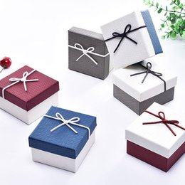 $enCountryForm.capitalKeyWord Australia - Hot Gift Watch Bracelet Box Packaging Jewelry Durable Bangle Bowknot Storage Case MSK66