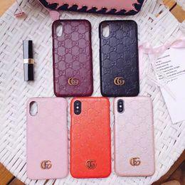 67436d1a43b13 Premium TPU-Telefonkasten für IPhone X XS Max XR 8 8P 7 7P 6s Plus Cases  Luxury Designer Vogue Haut Abdeckung für Samsung Galaxy S9 S8 Hinweis 9 8