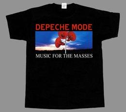$enCountryForm.capitalKeyWord UK - DEPECHE MODE MUSIC FOR THE MASSES SHORT - LONG SLEEVE NEW BLACK T-SHIRT