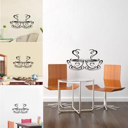 $enCountryForm.capitalKeyWord Australia - Coffee Cups Cafe Tea Vinyl Decal Restaurant Kitchen Pub Decor Wall Stickers Art