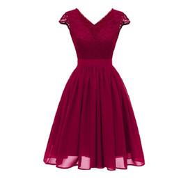 Party chiffon dresses for teens online shopping - 12 year girl teens Chiffon Lace sleeveless Flower Girl Dresses for Wedding Party princess dress for girls summer dress T191006