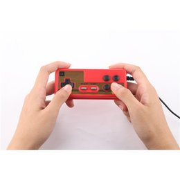 $enCountryForm.capitalKeyWord NZ - RS-88 CoolBaby Newest Mini Handheld Game Consoles Portable Retro NES FC Game machine Av out video game player 348 GamesFree With epacket
