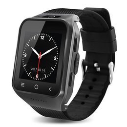 wcdma 3g smart watch Australia - S8 Smart Watch Dual Core Supports GSM 3G WCDMA Bluetooth Watch with Camera Wifi Sport Bracelet Phone