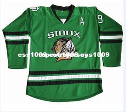$enCountryForm.capitalKeyWord NZ - Cheap Jonathan Toews Jersey 9 North Dakota Fighting Sioux College Sewn Hockey Jersey Customize any name number MEN WOMEN YOUTH jerseys