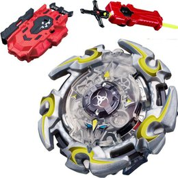 red beyblade NZ - Beyblade BURST B-82 Booster Alter Chronos.6M.T + LR RED Launcher and Sword Launcher