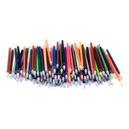 $enCountryForm.capitalKeyWord NZ - HOT-100 Pcs pack New Colors Gel Ink Pen refills graffiti school office supplies Cartoon painting sketch color gel pen ink