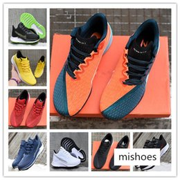 train works Canada - 20 Zoom Rival Fly 2 Running shoes Comfortable Mesh Training Shoes Mens Knitted Net Athletic Jogging Sneakers outdoor working shoe 40-45