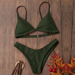 $enCountryForm.capitalKeyWord NZ - Hot sale bikinis Women Push-Up Padded Bra Beach Bikini Set Swimsuit Swimwear women Bikini 2019 biquini woman swimsuit wholesale