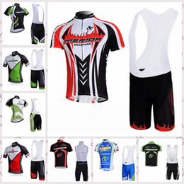 $enCountryForm.capitalKeyWord Australia - MERIDA team Cycling Short Sleeves jersey bib shorts sets breathable Quick Dry bike bicycle riding mountain bicycle clothes F60919