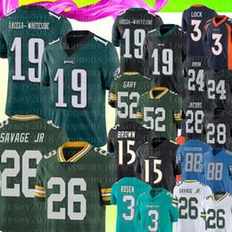 a458140da9b EaglEs jErsEys online shopping - New JJ Arcega Whiteside Philadelphia Eagles  Jersey Josh Rosen Miami Mens