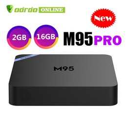 $enCountryForm.capitalKeyWord Australia - Original M95 PRO Android 7.1 TV Box Allwinner H3 1GB 8GB eMMC Flash 4k Streaming Media Player BETTER MXQ PRO TX3 X96 MINI S905W