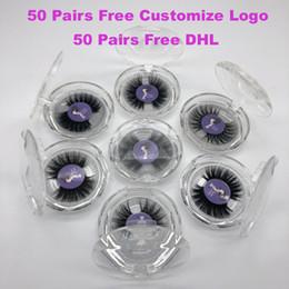 AmAzing plAstic online shopping - 1Pair Mink Eyelashes D Mink Lashes Natural False Eyelashes cruelty free Mink Eyelashes Lightweight Amazing Lashes