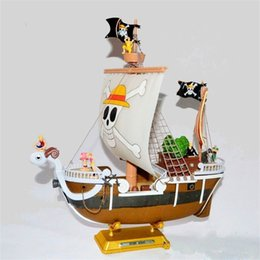 $enCountryForm.capitalKeyWord NZ - THOUSAND SUNNY Action Figures Going Merry Assemble Model Toys One Piece Pirate Ship Two Styles 65ls F1