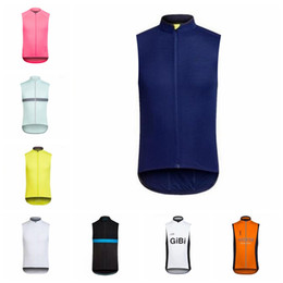 Bicycle tights online shopping - New RAPHA Cycling jersey Bicycle Windproof vest Cycling Clothing Bike Vest Sleeveless cycling tight sportwear