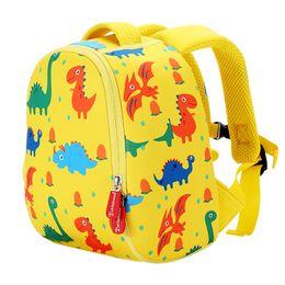 $enCountryForm.capitalKeyWord Australia - Cartoon Dinosaur School Bags For Boys Kids School Backpacks Kindergarten Small Bag Creative Unicorn Backpack Mochila Infantil