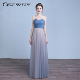 $enCountryForm.capitalKeyWord UK - wholesale Navy Blue Sweatheart Robe De Soiree Mother of the Bride Dress Crystal Long Evening Dresses A-Line Prom Dress
