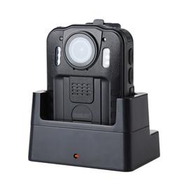 $enCountryForm.capitalKeyWord Australia - WN9 Wearable Body Camera HD 1296P Police Camara 21MP 170 Degree Kamare 2 Inch Screen Security Cameras Mini Comcorder no SD card