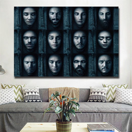 $enCountryForm.capitalKeyWord Australia - Game Of Thrones George R Poster A Song Of Ice And Fire Canvas Painting HD Wall Picture Poster And Print Decorative Home Decor