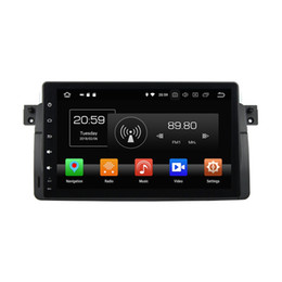"car audio dvd for bmw NZ - PX5 Android 8.0 Octa Core 1 din 9"" Car DVD GPS for BMW E46 M3 1998-2005 4GB RAM 32GB ROM Audio RDS Radio Bluetooth 4G WIFI USB DVR"