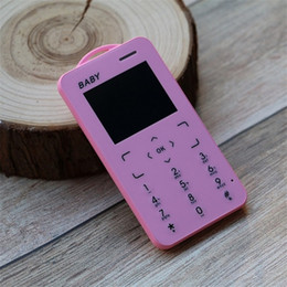 Pink mP3 music online shopping - Kid s Mobile Phone Mini Easy Child Bluetooth G GSM Support TF card Single SIM MP3 Music Toys Gifts T5 Cartoon Phone