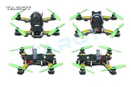 Carbon Fiber Controller Australia - Tarot-RC TL130H1 RTF Mini Racing Drone Alien 130 Quadcopter Carbon Fiber Frame with Controller Motor ESC Prop FPV Parts