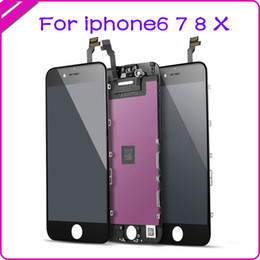 iphone 6s best prices Australia - Best Price Foxconn Screen for Iphone 5G 6G 6S 6P 6SP 7G 7P 8G 8G LCD Display Touch Screen Replacement,White,Black