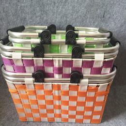 Table Cat Box Australia - Rattan receptacle box table cloth art basket grass snack basket woven storage box round cat nest basket
