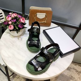 Brand Casual Sandals Australia - Brand Sandals Designer Slippers High Quality Slides Loafers Casual Shoes Sneakers Designer Shoes Trainer Quality Woman xyh19021406