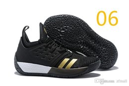 2ddcf85fb5e5 2019 HOT sale Free shipping James Harden Vol 2 Basketball Shoes black blue  white grey mens harden vol.2 Sneakers SIZE US7-11.5 zfmall