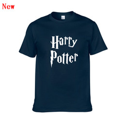 $enCountryForm.capitalKeyWord Australia - Hot Sale men t shirt harry potter hogwarts print shirts unique design harry potter costume cool magic school hogwarts t-shirt ZG5