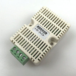$enCountryForm.capitalKeyWord Australia - Freeshipping RS485 temperature and humidity transmitter Modbus protocol temperature and humidity acquisition module   Built in sht30 probe