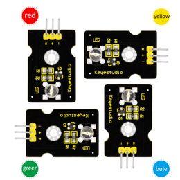 $enCountryForm.capitalKeyWord Australia - 4pcs lot Keyestudio Digital L ED Light Module For Arduino (Red Green Bule Yellow)