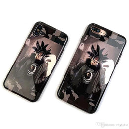 $enCountryForm.capitalKeyWord Australia - Top new Hot Brand Dragon Ball Ape-Man Wukong Soft Silicone Phone Case For iPhone 6 6s 7 8 plus X Xs Max XR Cool Personality Glossy Couqe