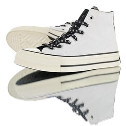 $enCountryForm.capitalKeyWord Australia - 2019 Hot Sale ESSENTIALS x All Stars 1970s High top Vulcanized Board Casual Canvas Shoes Black White High Quality Men Women SneakerSize35-46