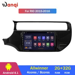 $enCountryForm.capitalKeyWord NZ - 2G RAM 32G ROM Android 8.1 Car DVD Multimedia Player For Kia RIO K3 2012-2016 GPS Navigation Stereo Radio