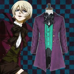 Alois trAncy online shopping - Anime Black Butler Cosplay Costume Alois Trancy Cosplay Costumes Halloween