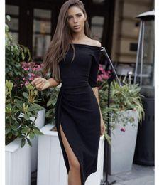 3c4e34667 Vestido Ajustado Negro Rosa Online | Vestido Ajustado Negro Rosa ...