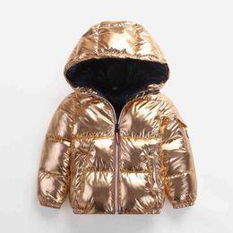 Fashion Boys Jacket Kids Warm Australia - good quality Boys Winter Coat Girls Down Jacket Kids Warm Outerwear Children Coat 2019 Fashion Clothing Thicked Hooded