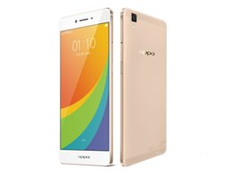 smart phone gold Australia - Original OPPO R7s 4G LTE Cell Phone 4GB RAM 32GB ROM Snapdragon MSM8939 Octa Core Android 5.5 inches AMOLED 13MP 3070mAh Smart Mobile Phone