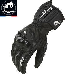 $enCountryForm.capitalKeyWord Australia - Furygan Riding gloves -18 motorcycle gloves Genuine leather Motocross Long section Anti-fall Hard shell