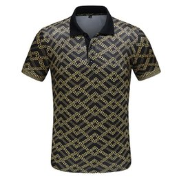 Discount polo tops for man - 2019 Poloshirt Solid Polo Shirt Men Luxurious Polo Shirts Short Sleeve Men's Basic Top Cotton Polos For Boys Brands