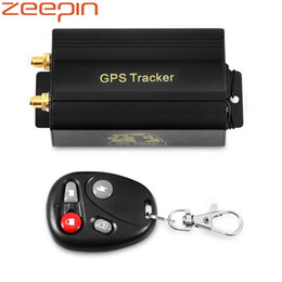 car theft gps 2019 - GPS Tracker TK103B Car Tracking Device GPS GSM GPRS Vehicle Tracker Locator With Remote Control Anti-Theft Car Alarm Sys