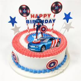 $enCountryForm.capitalKeyWord Australia - cake topper car toys for children birthday boy kids gift cake decorating supplies mini toy cars cupcake toppers