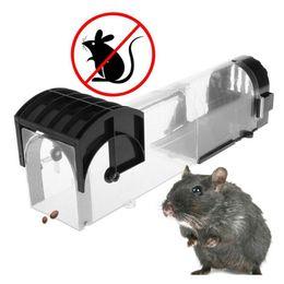 $enCountryForm.capitalKeyWord Australia - New Fashion Plastic Mousetrap Home Transparent Mousetrap High Sensitivity New Fashion Plastic Mousetrap