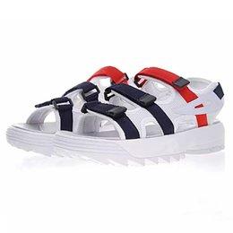 $enCountryForm.capitalKeyWord Australia - Fashion men flip flop designer sandals women designer sandals black white red Anti-slipping Quick-drying Outdoor slippers Soft Water Shoe
